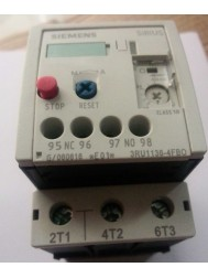 3RU1126 thermal overload relay