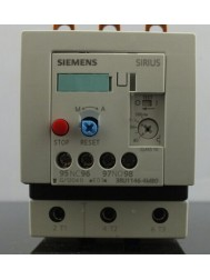 3RU1146 thermal overload relay