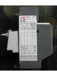 TA42 thermal overload relay