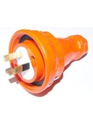 56P315 IP66 industrial straight plugs passed SAA from 10A to 50A