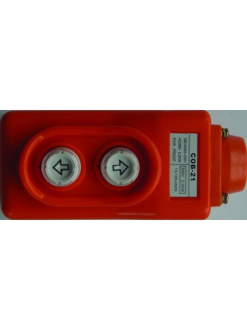 COP-21 hosit Push Button Switch