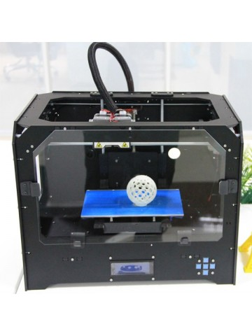 FY3D-2T best price for double extruder fdm 3d printer