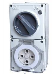 4 Round pins 56CV440 switch