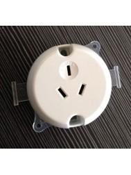 (CL-PB1) single Socket Plug Base