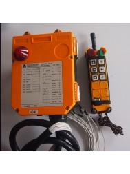 F24-6D telecrane radio type remote control