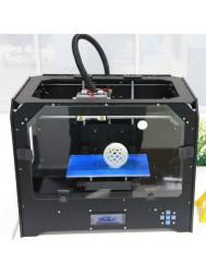 FY3D-2T best price for double extruder fdm 3d printer