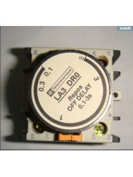 LA3-DR0 0.1-3S schneider air delay contact
