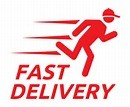 Fast Delivery: by DHL, TNT, UPS, Fedex, EMS